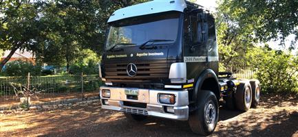 Mercedes Benz Powerliner 2644