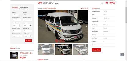 2014 CMC Amandla 2.2i