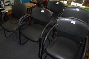 5x Office Chairs
