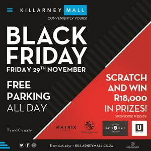 Black Friday at Killarney Mall