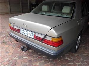 1989 Mercedes Benz 280E