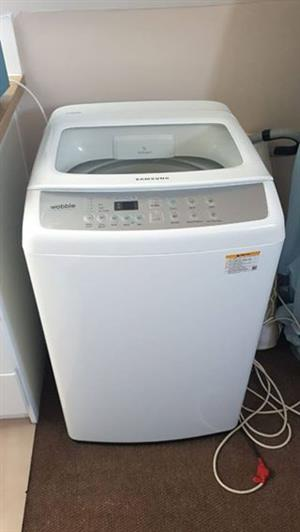 Samsung Top Loader with Wobble Pulsator, 9 kg