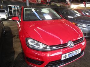 2016 VW Golf 2.0FSI Sportline