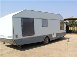 Modified caravan no papers