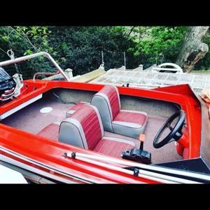 impala bass or ski boat