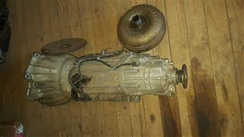 BMW E36 328i 5 speed automatic gearbox combo. R4 000.00