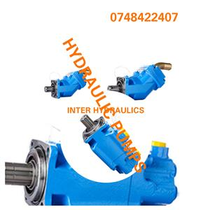 BENT AXIS HYDRAULIC PUMPS FOR SIDE TIPPERS