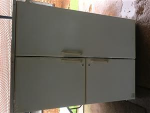 Fridge freezer combine