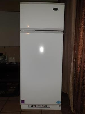 220V/GAS Fridge
