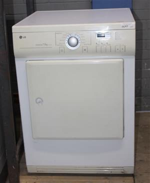 LG tumble dryer S033625A #Rosettenvillepawnshop