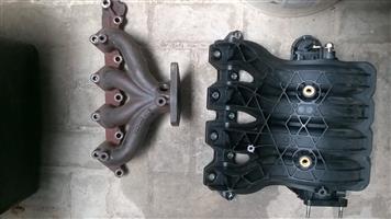 Chev f16 engine manifolds