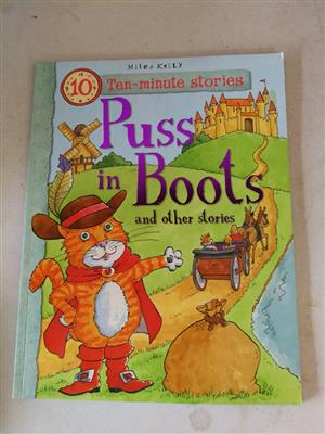 Puss in boots and other stories book