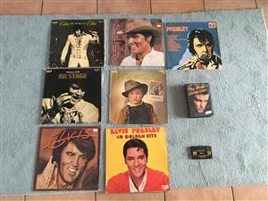 Elvis 🕺 Presley collection