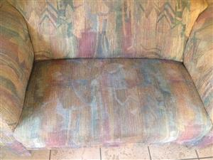3 Piece Couch Set - used