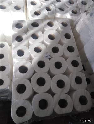 Toilet paper for sale at Factory Prices