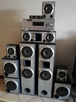 Sony 6.2 Home Theater For Sale