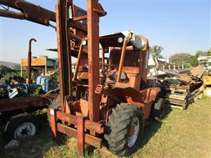 Manitou MC30CP Forklift- ON AUCTION