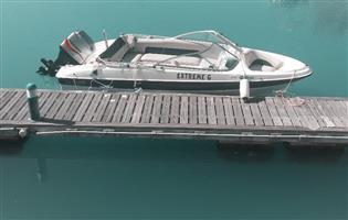 "Clifton 18"" Ski boat for sale"