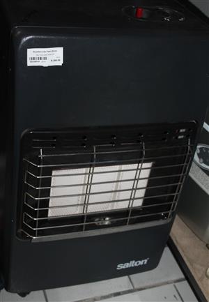 Salton gas heater S033651A #Rosettenvillepawnshop