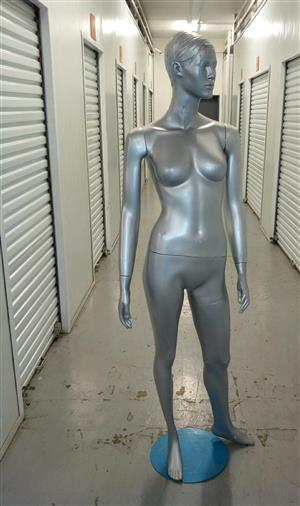 Female Display Mannequin For Sale: