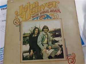 John Denver back home again record