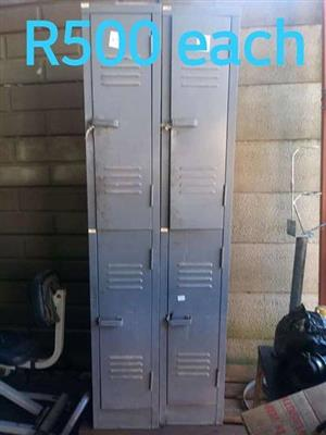 Grey lockers for sale