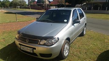 2006 Fiat Palio 1.7TD 5 door