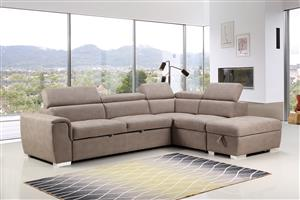 CORNER LOUNGE SLEEPER COUCH BRAND NEW FOR ONLY R 14 999!!!!!!!