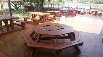 Benches Direct's quality indoor and outdoor wooden products since 1999