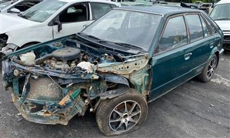 Mazda 323 1998 1.3lt Stripping for spares