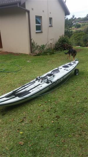 Stealth Paddle Ski