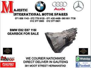 Bmw E82 E87 auto gearbox for sale