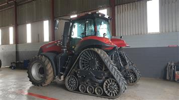 Case Magnum340 4wd Tractor - ON AUCTION