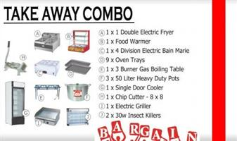 Takeaway Combo Deal for sale