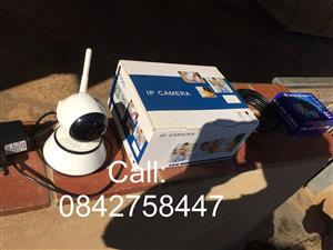 IP Camera/Baby monitor for sale