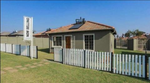 2BEDROOM HOUSE FOR SALE IN MAMELODI