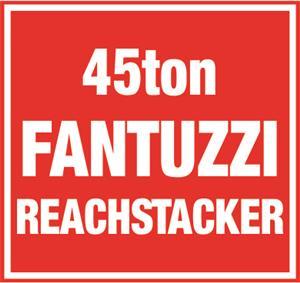 45ton Reachstacker forklift