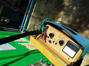 Meggar/Balco/Fluke meter