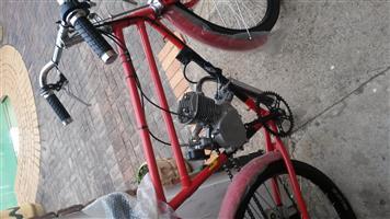 Bicycle for Gardener,motorised