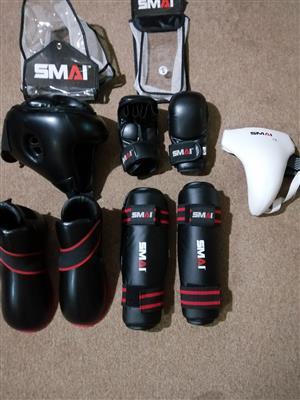 Tournament mma gear