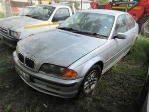 2019 BMW 3 Series 320i