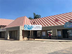 23 NORTH RAND ROAD - OPPOSITE BUILDERS WAREHOUSE - PRIME SPACE TO LET