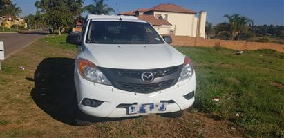 2013 Mazda BT-50 2.5 4x4 SL