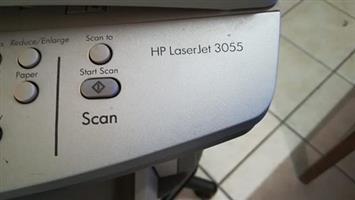 HP Laserjet 3055 printer (scaner.. Copier. Printer)