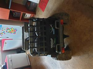 24 volt kids jeep