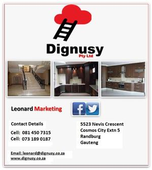 Carpentry & Cupboards Services in Cosmos City Randburg