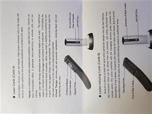 Laser Hair Restoration Comb Kit