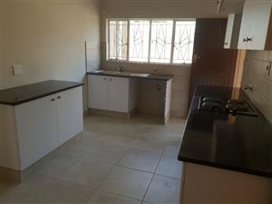 Newly renovated, neat home. Available 1 October!!!! PRETORIA GARDENS