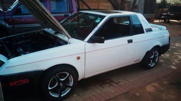 1980 Nissan Langley