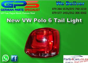New VW Polo 6 Tail Light for Sale